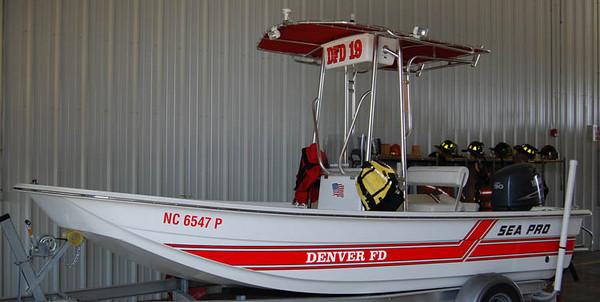 """""""Fire Boat 12"""""""