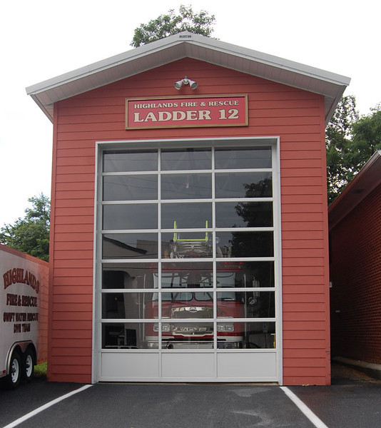 """Station 12"" (Ladder 12 Bay)"