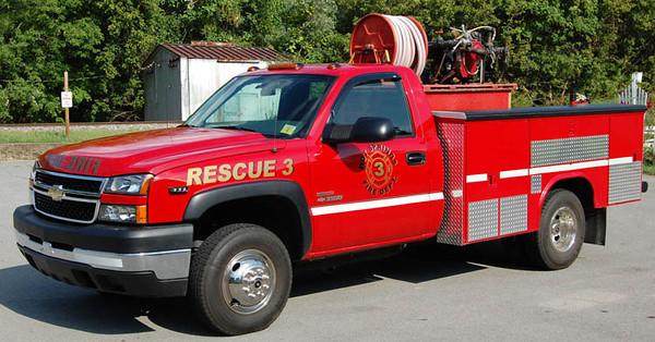 """""""Rescue 3"""""""