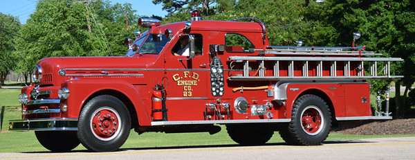 """Parade Engine 23"""