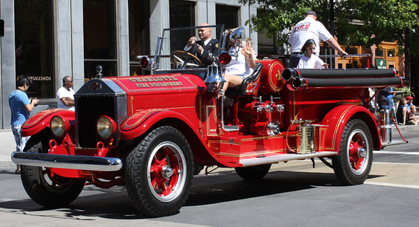 """Parade Engine 3"""
