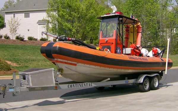"""Former Fire Boat"""