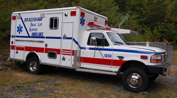 """""""Ambulance 1208"""""""