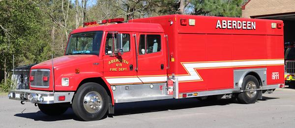 """""""Rescue 419"""""""