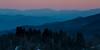 Smoky Mountain Dusk