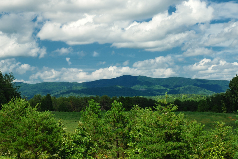Cleveland County (NC) September 2008