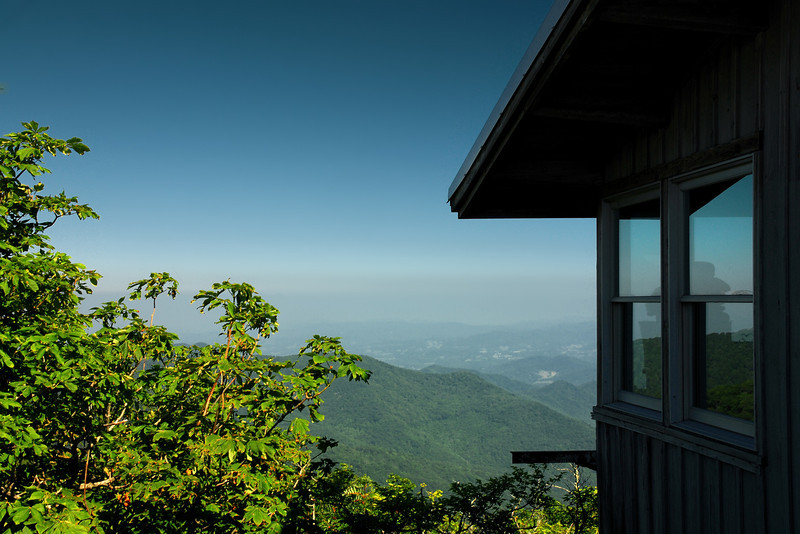 Craggy Gardens, Blue Ridge Parkway MP 364 (Buncombe County) July 2010