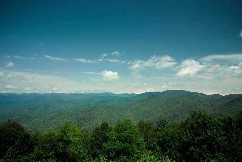 Haywood County (NC) August 2011