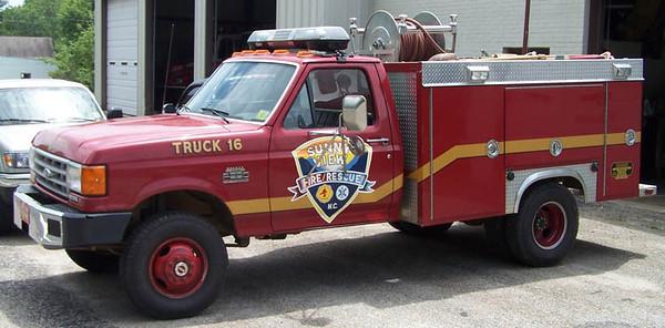 """Truck 16"""