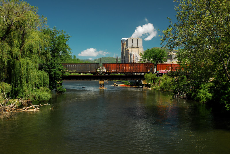 Canton, NC (Haywood County) May 2010