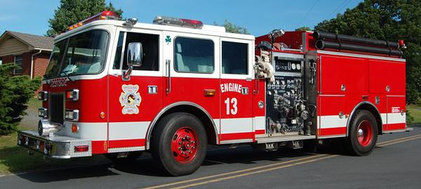 """Engine 13"""