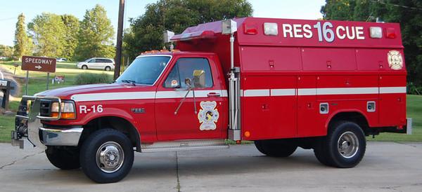 """""""Rescue 16"""""""