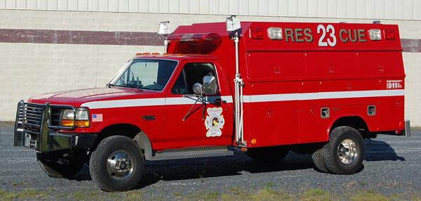 """""""Rescue 23"""""""