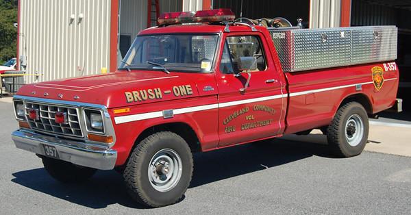 """""""Brush 357"""""""