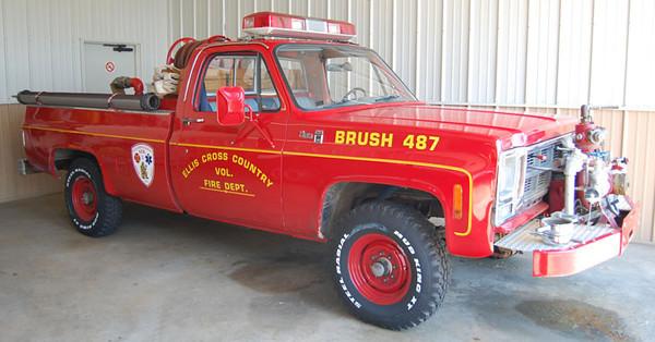 """""""Former Brush 487"""""""