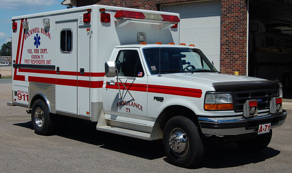 """Former Ambulance 51"""