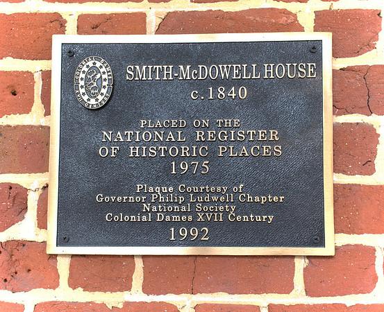 SMITH MCDOWELL HOUSE ASHVILLE NC