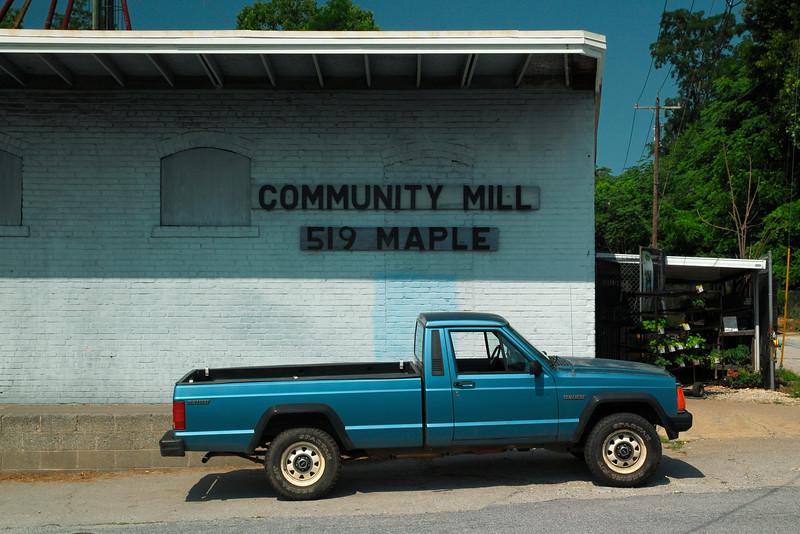 Hendersonville, NC (Henderson County) June 2011