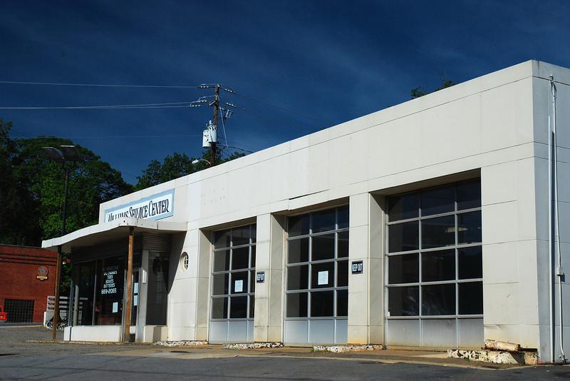 Black Mountain, NC (Buncombe County) September 2008
