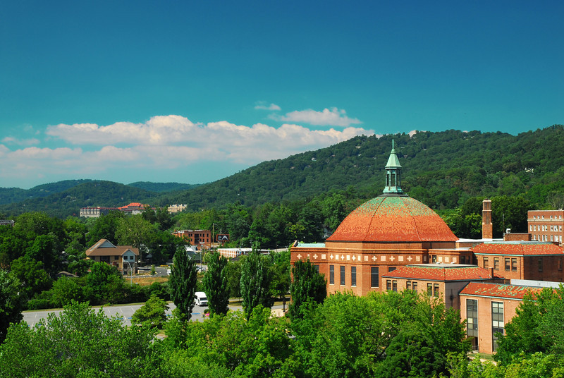 Asheville, NC (Buncombe County) July 2010