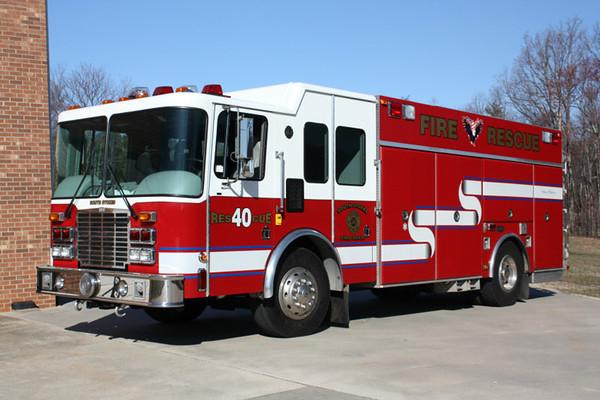 """""""Rescue 40"""""""