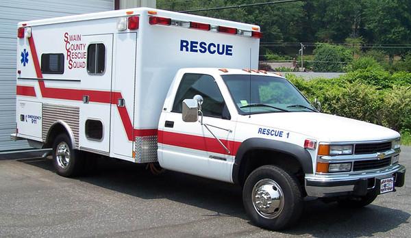 """Former Rescue 1"""