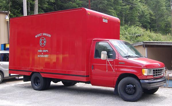 """Ladies Auxiliary Truck"""