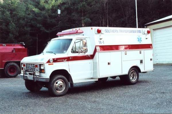 """Former Ambulance 14-1"""