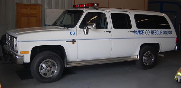 """""""Rescue 83"""""""