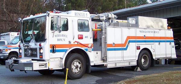 """Former Rescue 405"""