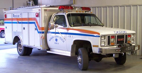 """Former Rescue 407"""