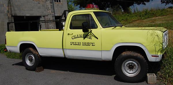 """Former Truck"""
