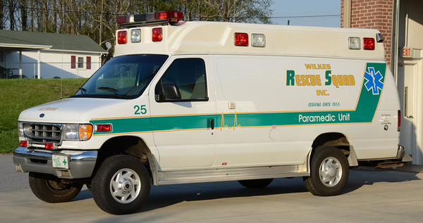 """""""Rescue 25"""""""