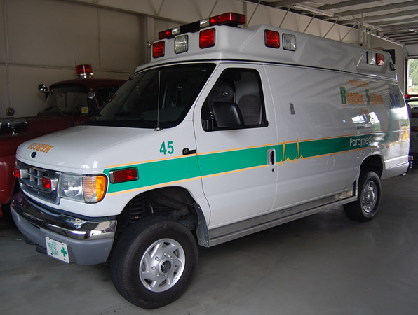 """""""Rescue 45"""""""
