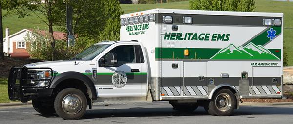 """""""Ambulance 2389"""""""