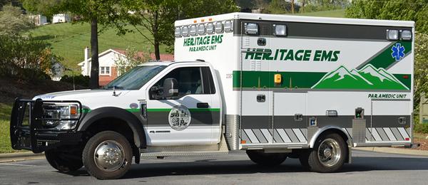 """""""Ambulance 2387"""""""