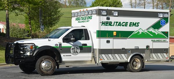 """""""Ambulance 1196"""""""