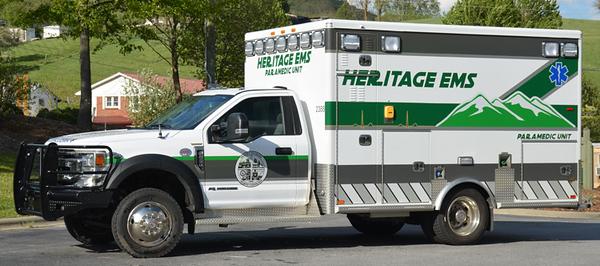 """""""Ambulance 2388"""""""