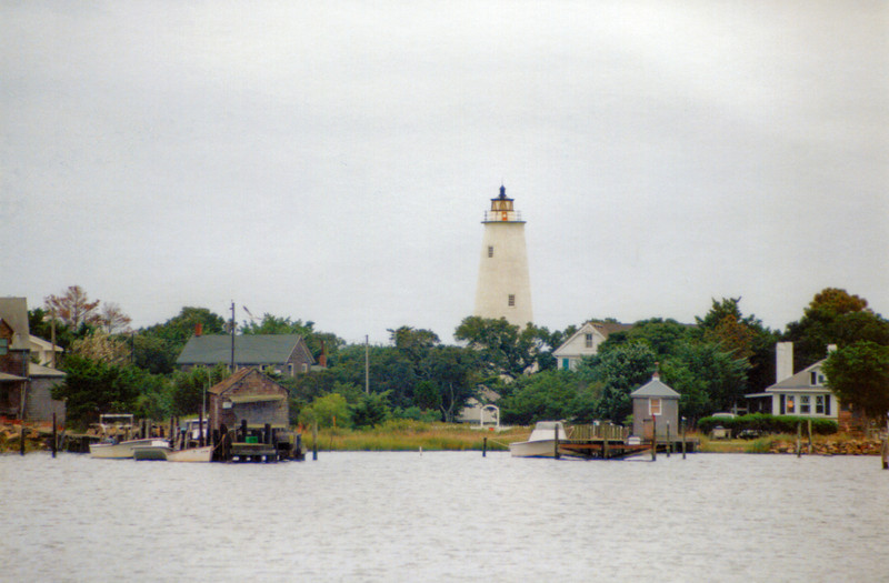 Ocracoke Light002a