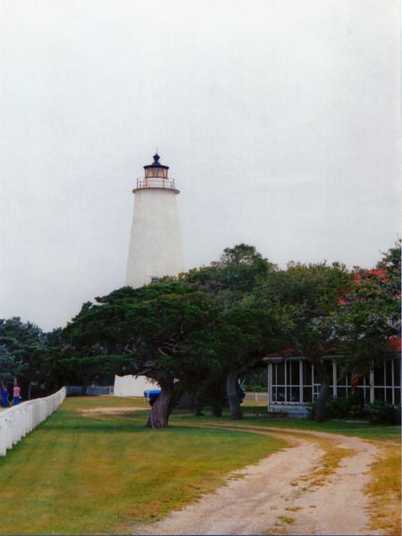 Ocracoke Light004a