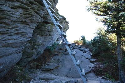 Grandfather Trail MacRea Pk to Calloway Pk