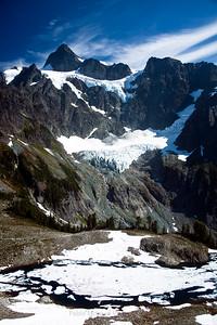 Shuksan Glaciers