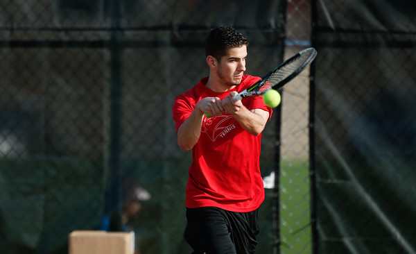 NCC Men's Tennis