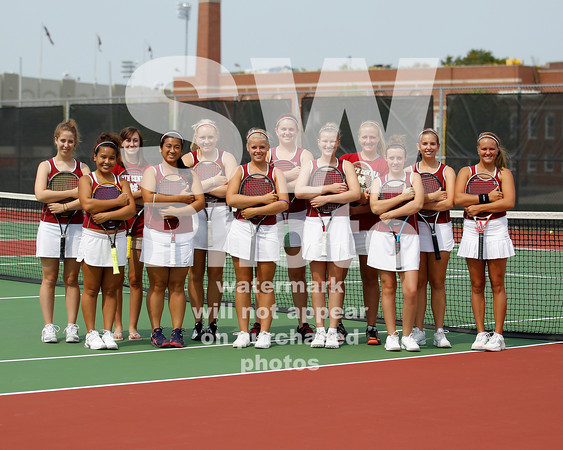 NCC Women's Tennis
