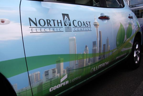 Nissan Leaf-EV Charging