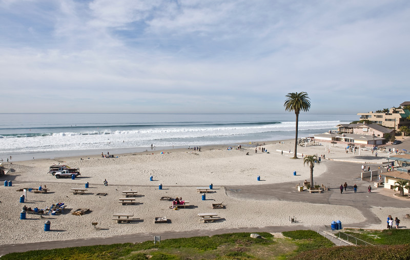 Moonlight Beach, Encinitas