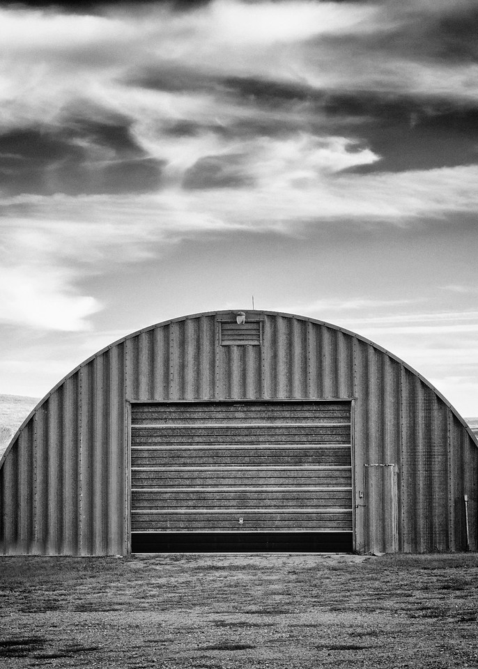 Quonset: Metal Storage for a Modern Age