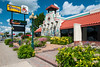 Exterior of the Paradiso, Mexican restaurant in Grand Forks, North Dakota, USA, America.