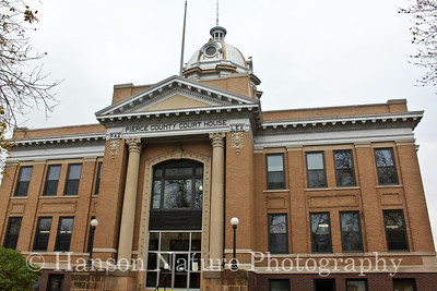 Pierce Co. ND courthouse