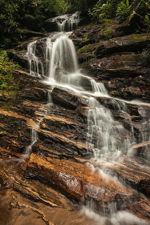 Beckys Branch Falls